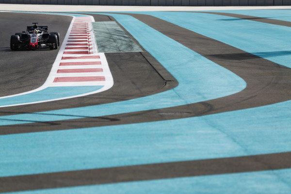 Louis Deletraz, Haas F1 Team VF-18.