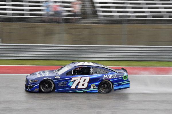 #78: Kyle Tilley, Live Fast Motorsports, Ford Mustang Bremont / Battle Associates