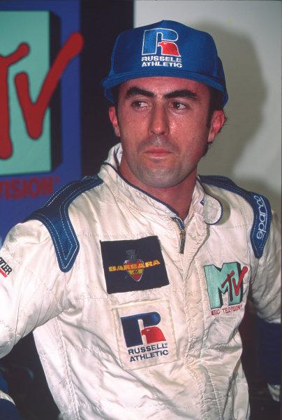Formula 1 World Championship.David Brabham (Simtek-Ford).Ref-B35A 01.World - LAT Photographic