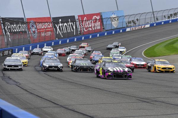 #48: Jimmie Johnson, Hendrick Motorsports, Chevrolet Camaro Ally, #88: Alex Bowman, Hendrick Motorsports, Chevrolet Camaro Cincinnati