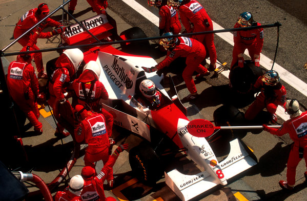 1994 Hungarian Grand Prix.