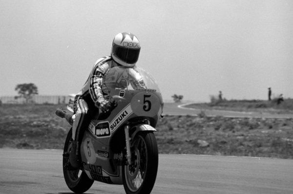 Gianfranco Bonera, Suzuki.
