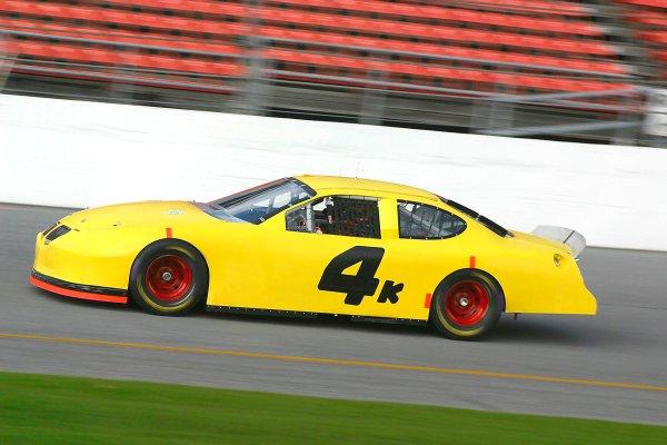 2003 NASCAR TestingDaytona, USA. 7th January 2003Mike Skinner, Pontiac, action.World Copyright: Greg Aleck/ LAT Photographicref: Digital Image Only