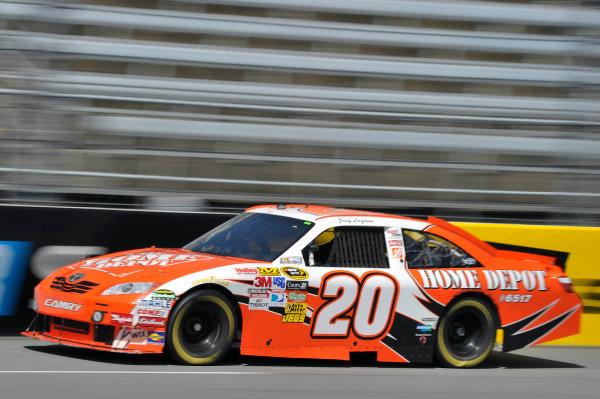 26-28 March, 2010, Martinsville, Virginia  USAJoey Logano car© 2010, LAT South, USALAT Photographic