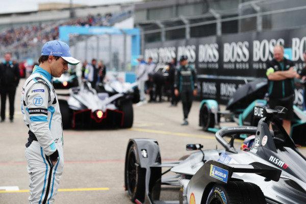 Felipe Massa (BRA), Venturi Formula E, on the grid