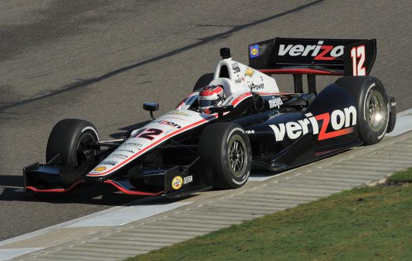 30 March-1 April, 2012, Birmingham, Alabama USA#12 Will Power Verizon Team Penske Chevrolet, race winner(c)2012 Dan R. Boyd LAT Photo USA