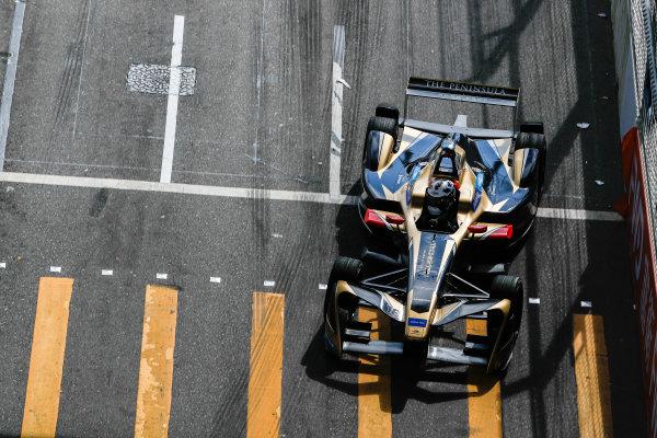 2017/2018 FIA Formula E Championship. Round 1 - Hong Kong, China. Saturday 02 December 2017. Andre Lotterer (BEL), TECHEETAH, Renault Z.E. 17. Photo: Alastair Staley/LAT/Formula E ref: Digital Image _ALS6123