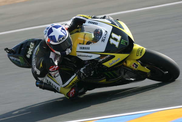 Spain Jerez round 2 30th April-2nd May 2010Ben Spies Monster Yamaha Tech 3