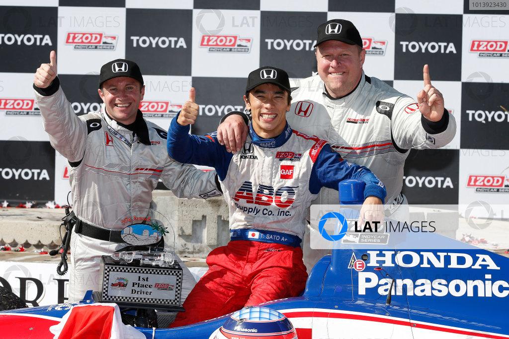 2013 IndyCar Long Beach