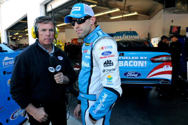 16-23 February, 2014, Daytona Beach, Florida, USA Aric Almirola ©2014, Nigel Kinrade LAT Photo USA