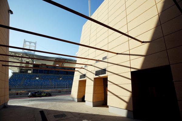 2016 FIA World Endurance Championship Rookie Test, Bahrain International Circuit, 20th November 2016, Euan Hankey / Salih Yoluc / Ahmad Al Harty / . Khaled AL QUBAISI  World Copyright. Jakob Ebrey/LAT Photographic