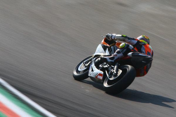 Luke Stapleford, Profile Racing.