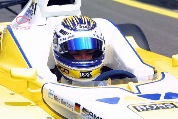 Nico Rosberg (FIN) VIVA Racing.Formula BMW ADAC Championship, Rd5, Norisring, Germany. 30 June 2002.DIGITAL IMAGE