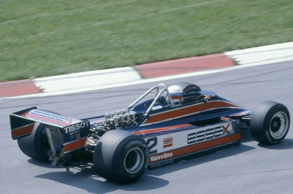 1980 Austrian Grand Prix.Osterreichring, Zeltweg, Austria. 15-17 August 1980.Elio de Angelis (Lotus 81-Ford Cosworth), 6th position.World Copyright: LAT PhotographicRef: 35mm transparency 80AUT18