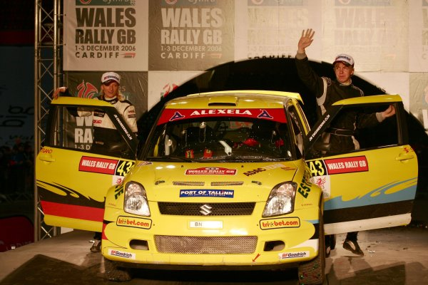 2006 World Rally Championship.