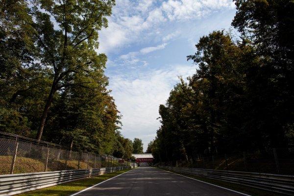 2014 GP2 Series. Round 9.   Autodromo di Monza, Monza, Italy. Thursday 4 September 2014. Serraglio. Photo: Zak Mauger/GP2 Series Media Service. ref: Digital Image IMG_8577