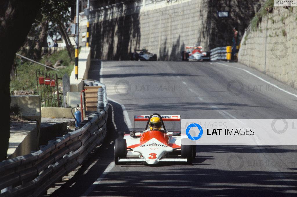 1983 Macau Grand Prix.