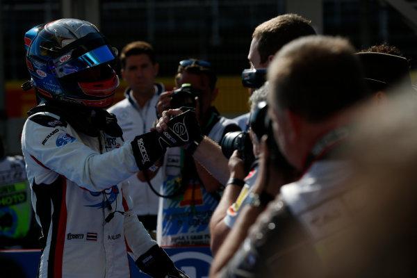 2016 GP3 Series Round 1 Circuit de Catalunya, Barcelona, Spain. Sunday 15 May 2016. Alexander Albon (THA, ART Grand Prix)  Photo: Sam Bloxham/GP3 Series Media Service. ref: Digital Image _R6T9415