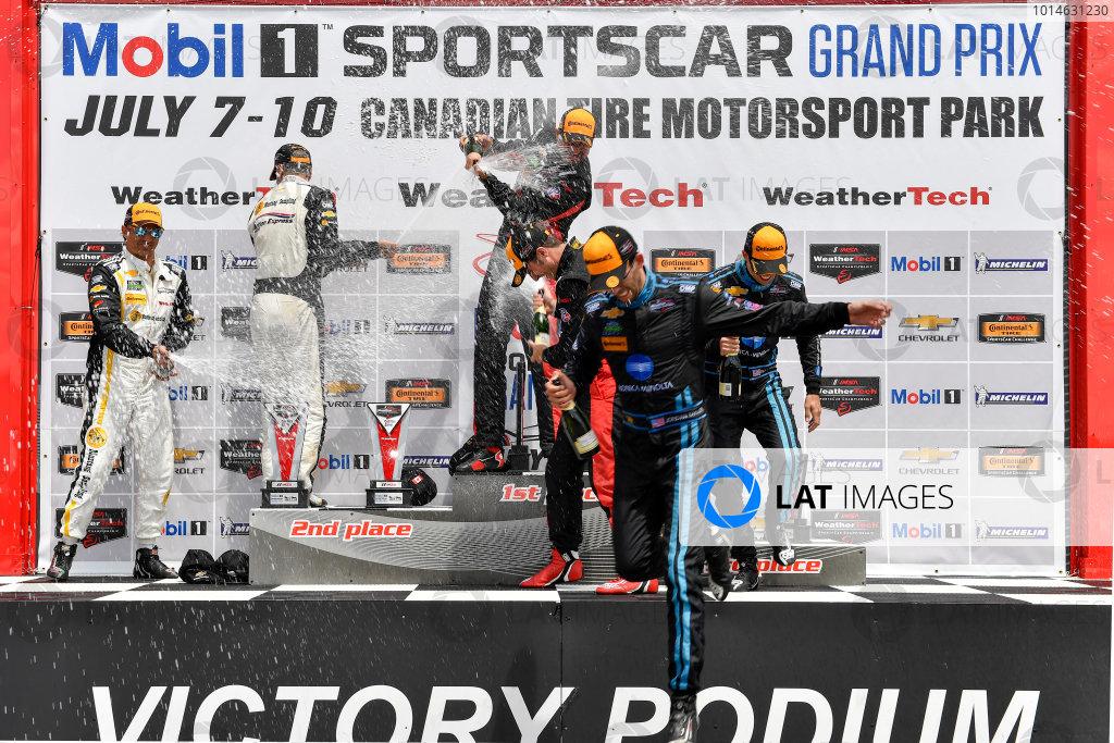 Round 7 - Canadian Tire Motorsport Park, Ontario, Canada