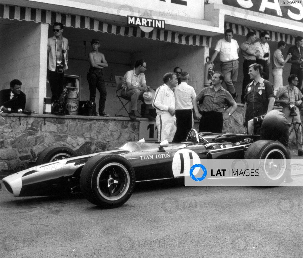 1966 Belgian Grand Prix.