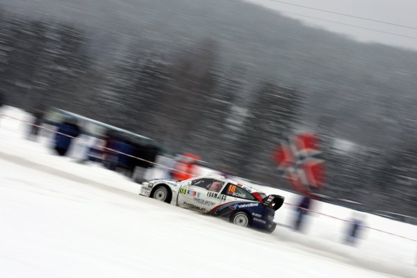 2007 FIA World Rally ChampionshipRound 3Rally of Norway 200715th - 18th February 2007Tomas Schie, Ford, ActionWorldwide Copyright: McKlein/LAT