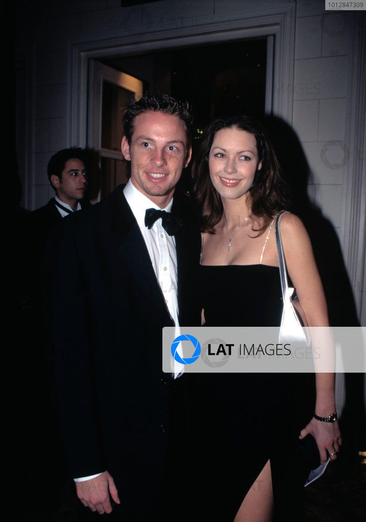 Grosvenor House Hotel, Park Lane, London. 3 December 2000. 