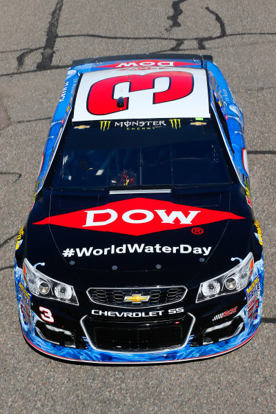 2017 Monster Energy NASCAR Cup Series - Camping World 500 Phoenix International Raceway - Avondale, AZ USA Friday 17 March 2017 Austin Dillon World Copyright: Russell LaBounty/LAT Images ref: Digital Image 17PHX1rl_0707