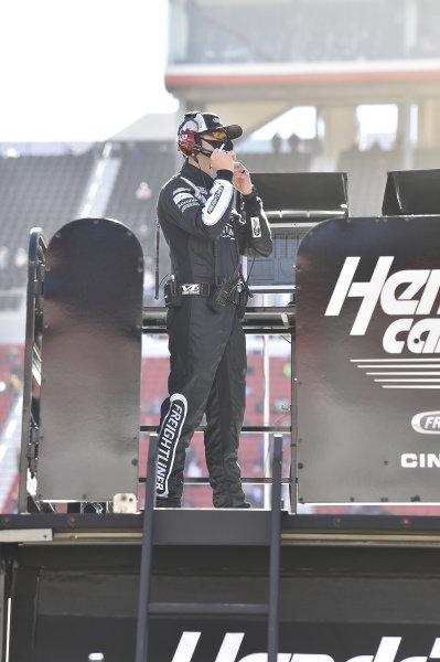 #5: Cliff Daniels, Hendrick Motorsports, Chevrolet Camaro Frieghtliner