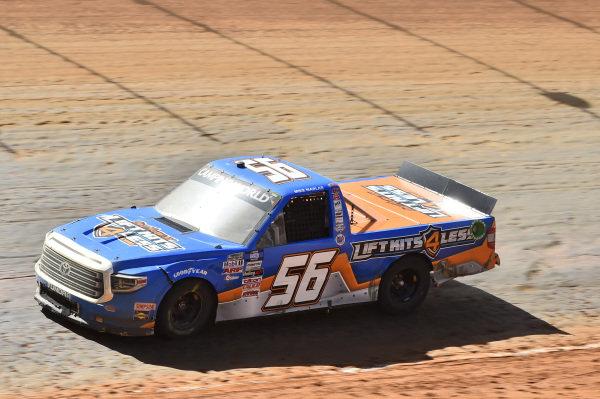 #56: Mike Marlar, Hill Motorsports, Chevrolet Silverado LIftKits4Less.com