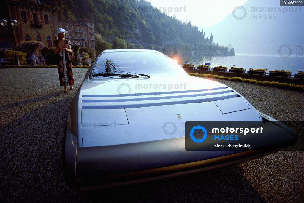 Pininfarina Ferrari Cr 25 Concept Car