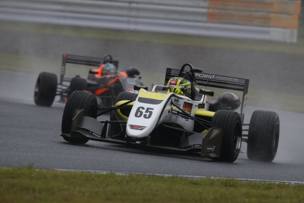 Enaam Ahmed, B-Max Racing with motopark F3