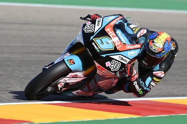 Jorge Navarro, Speed Up Racing.