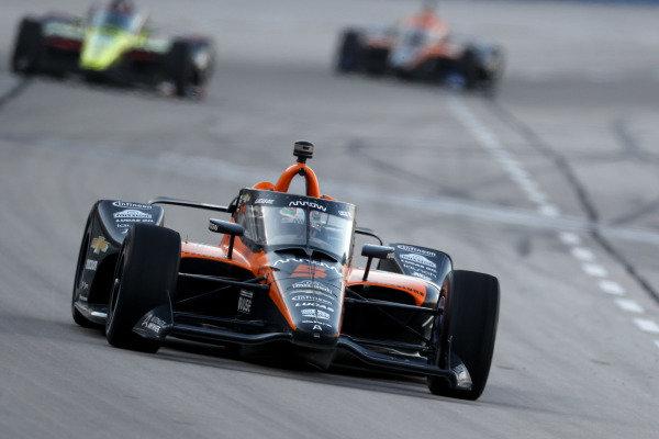Patricio O'Ward, Arrow McLaren SP Chevrolet Copyright: Joe Skibinski - IMS Photo