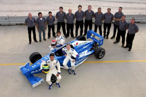 2004 Soper Sport team shot.