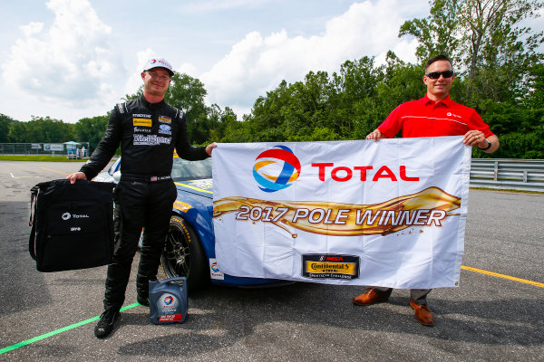 IMSA Continental Tire SportsCar Challenge Lime Rock Park 120 Lime Rock Park, Lakeville, CT USA Friday 21 July 2017 25, Mazda, Mazda MX-5, ST, Chad McCumbee, Stevan McAleer World Copyright: Jake Galstad LAT Images