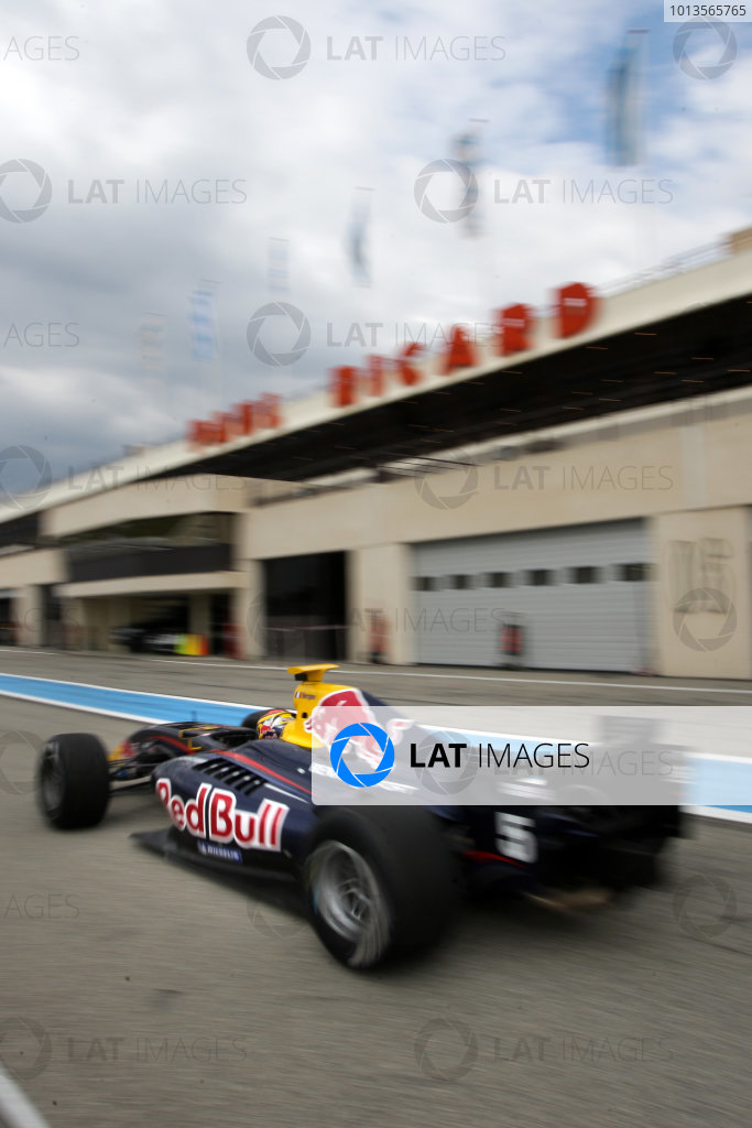 PAUL RICARD-TESTING-WORLD SERIES RENAULT