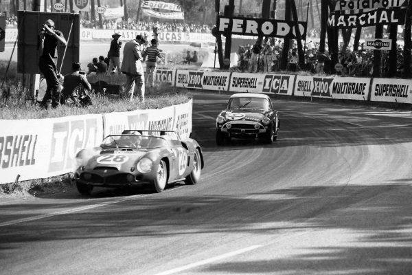 Le Mans, France 23rd - 24th June 1962.
