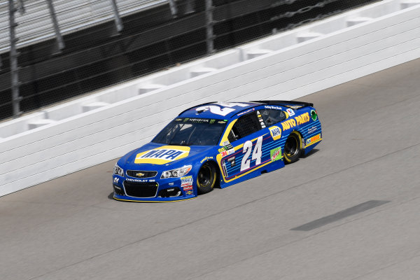 Monster Energy NASCAR Cup Series Pure Michigan 400 Michigan International Speedway, Brooklyn, MI USA Friday 11 August 2017 Chase Elliott, Hendrick Motorsports, NAPA Chevrolet SS World Copyright: Logan Whitton LAT Images