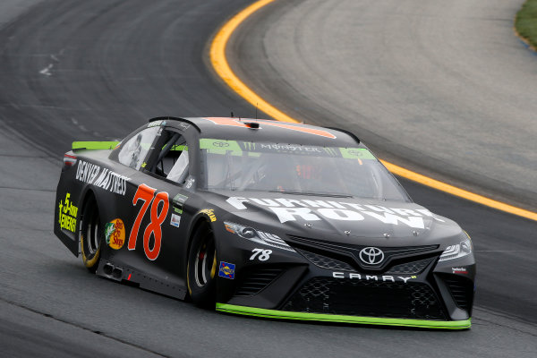 Monster Energy NASCAR Cup Series ISM Connect 300 New Hampshire Motor Speedway Loudon, NH USA Friday 22 September 2017 Martin Truex Jr, Furniture Row Racing, Furniture Row/Denver Mattress Toyota Camry World Copyright: Lesley Ann Miller LAT Images
