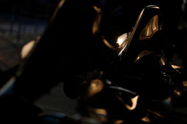 Hungaroring, Budapest, Hungary. Friday 24 July 2015. Toro Rosso bodywork. World Copyright: Charles Coates/LAT Photographic ref: Digital Image _N7T6162