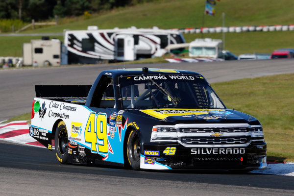 NASCAR Camping World Truck Series Chevrolet Silverado 250 Canadian Tire Motorsport Park Bowmanville, ON CAN Saturday 2 September 2017 Gary Klutt, Color Compass Corporation / Pioneer Family Pools Chevrolet Silverado World Copyright: Russell LaBounty LAT Images