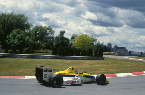 Montreal, Canada. 10th - 12th June 1988.