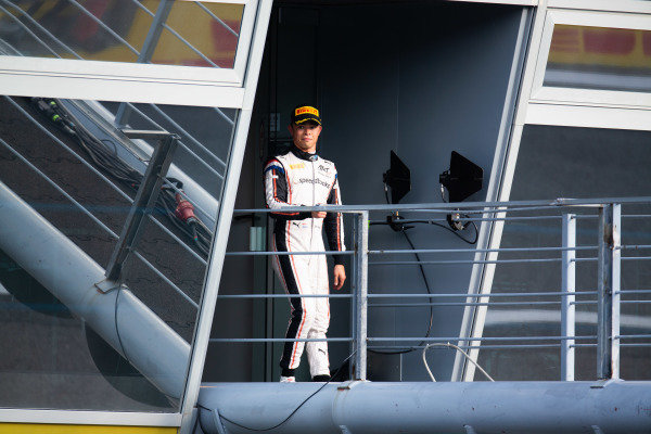 AUTODROMO NAZIONALE MONZA, ITALY - SEPTEMBER 07: Nyck De Vries (NLD, ART GRAND PRIX) during the Monza at Autodromo Nazionale Monza on September 07, 2019 in Autodromo Nazionale Monza, Italy. (Photo by Joe Portlock / LAT Images / FIA F2 Championship)