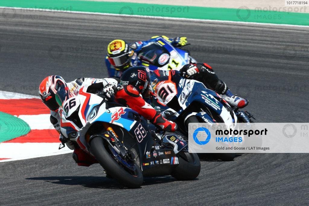 Tom Sykes, BMW Motorrad WorldSBK Team, Jordi Torres, Team Pedercini, Sandro Cortese, GRT Yamaha WorldSBK.