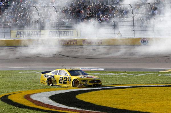 #22: Joey Logano, Team Penske, Ford Mustang