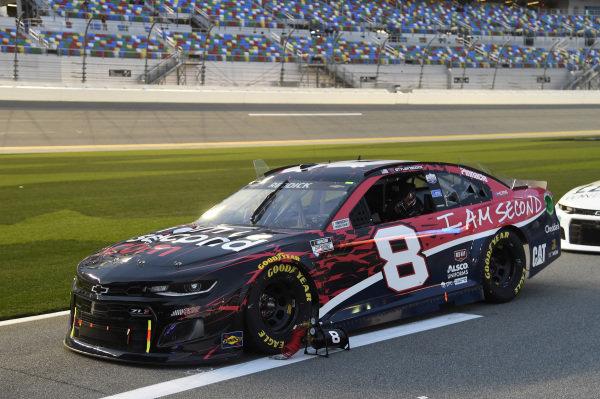 #8: Tyler Reddick, Richard Childress Racing, Chevrolet