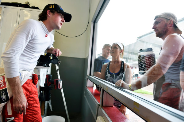 30 June-2 July, 2016, Daytona Beach, Florida USA Ryan Blaney ?2016, Nigel Kinrade LAT Photo USA