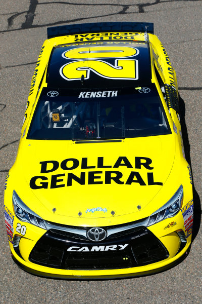 13-15 March, 2015, Avondale, Arizona USA Matt Kenseth, Dollar General Toyota Camry ?2015, Russell LaBounty LAT Photo USA