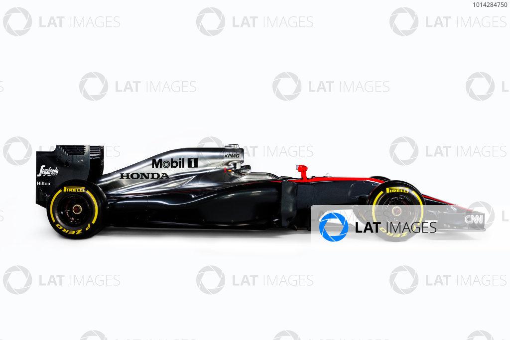 McLaren Honda MP4-30 Reveal