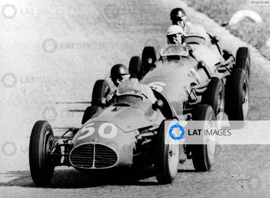 1953 Italian Grand Prix.